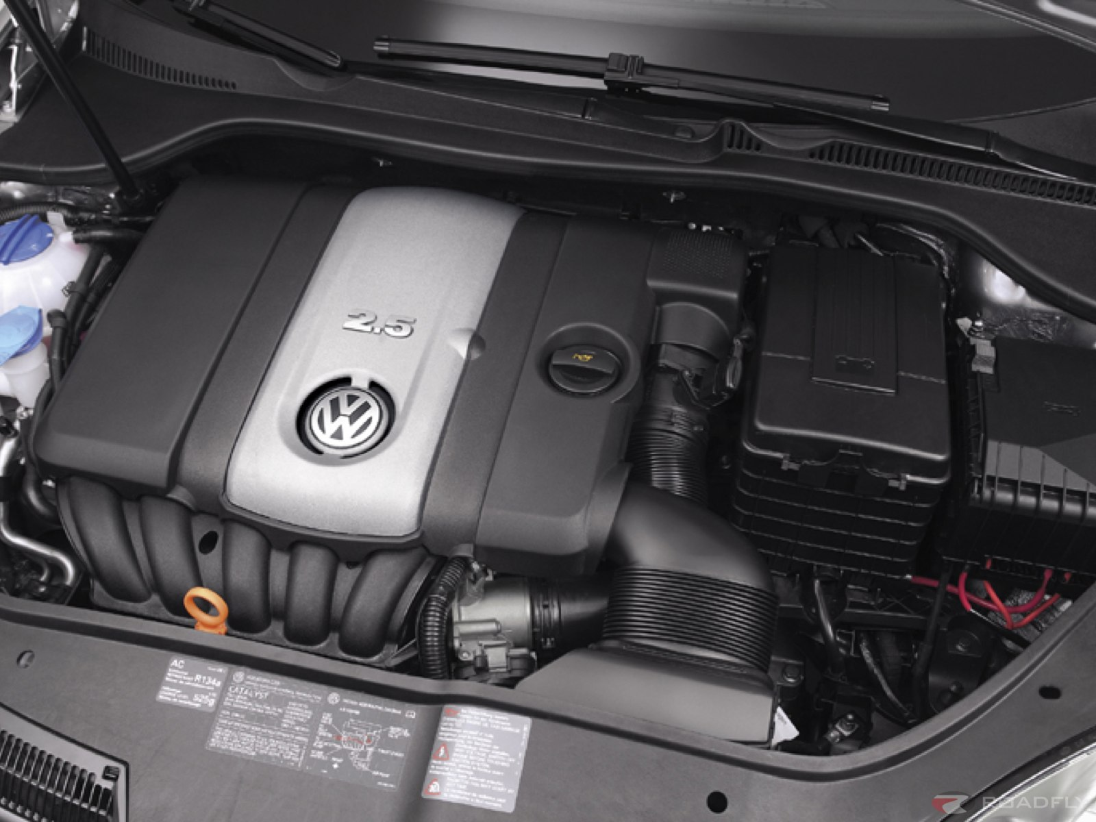 Volkswagen Beetle engine #4