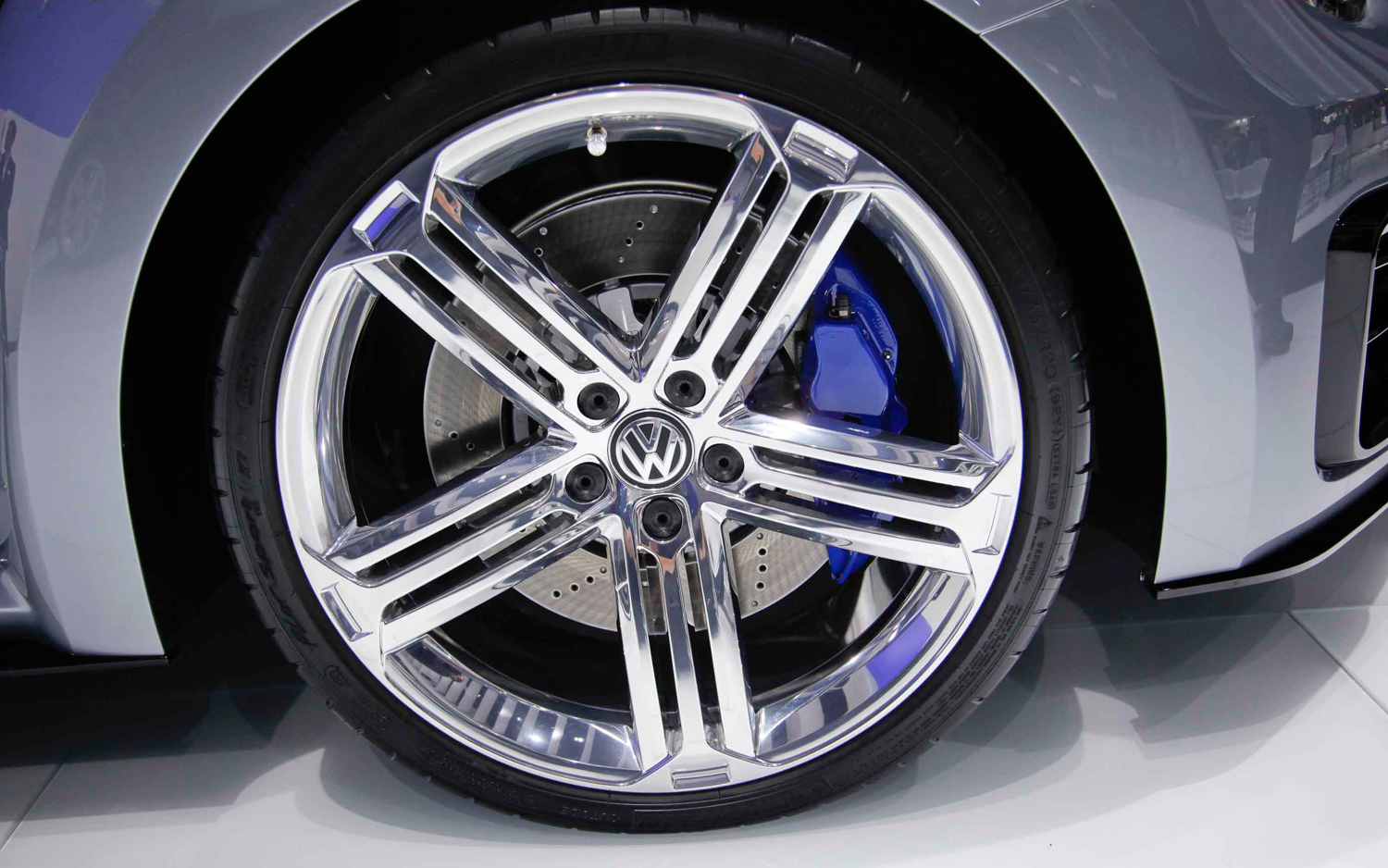 Volkswagen Beetle wheels #3