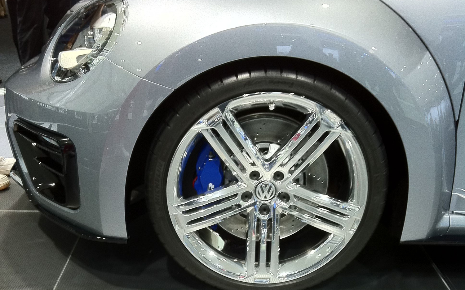 Volkswagen Beetle wheels #4