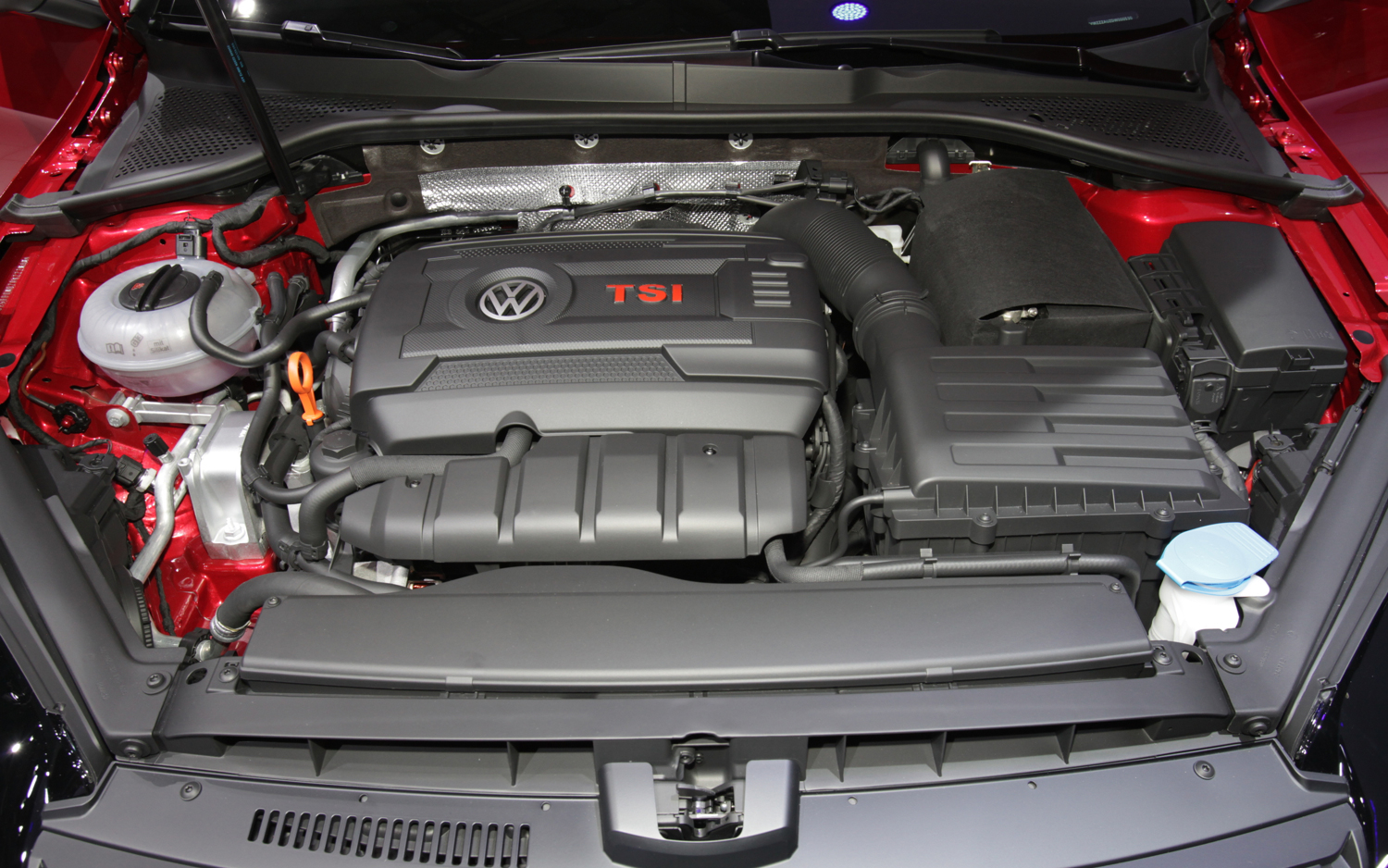 Volkswagen GTI engine #2