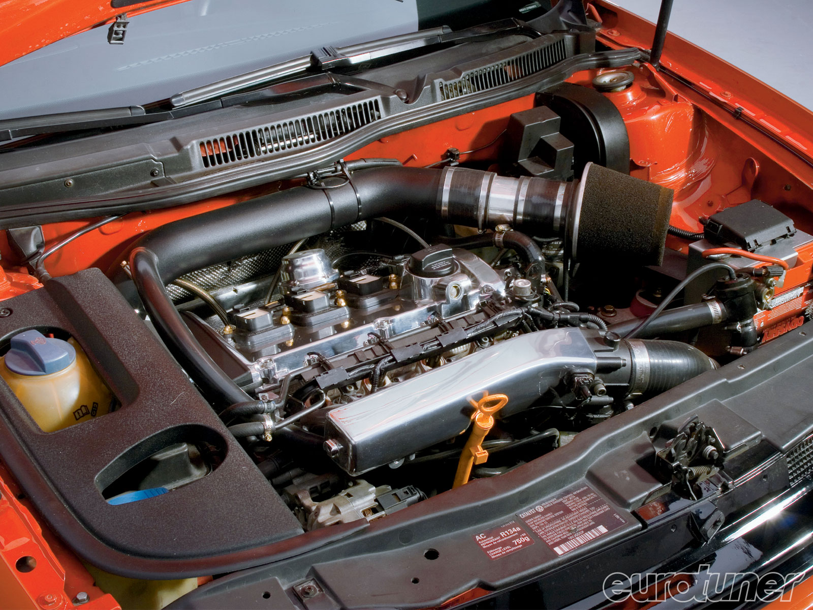 Volkswagen GTI engine #3
