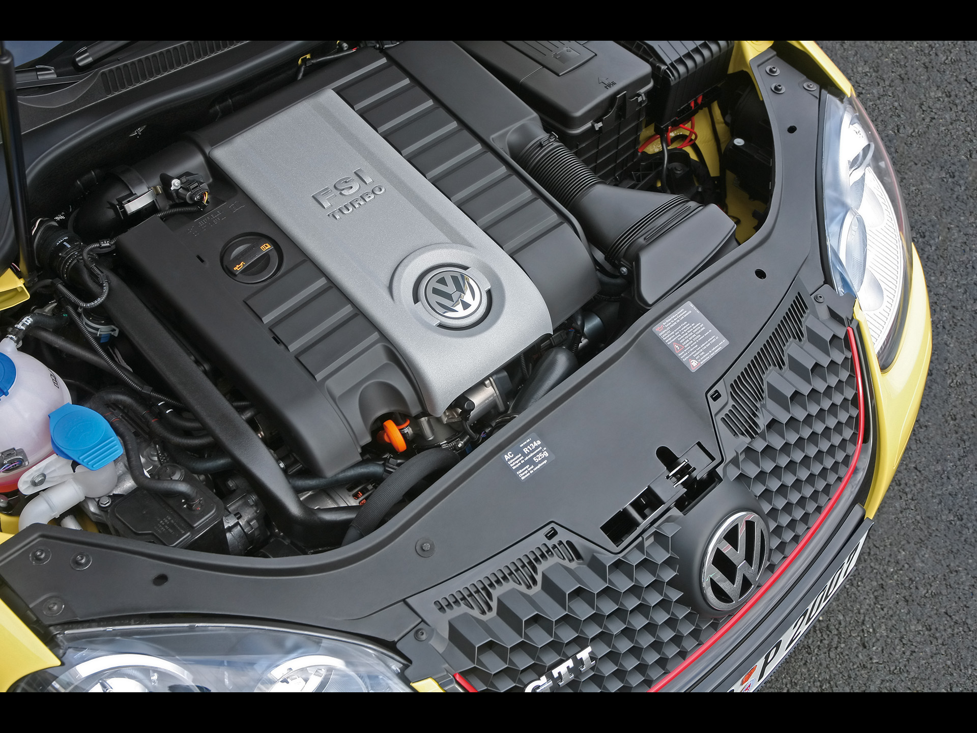 Volkswagen GTI engine #4