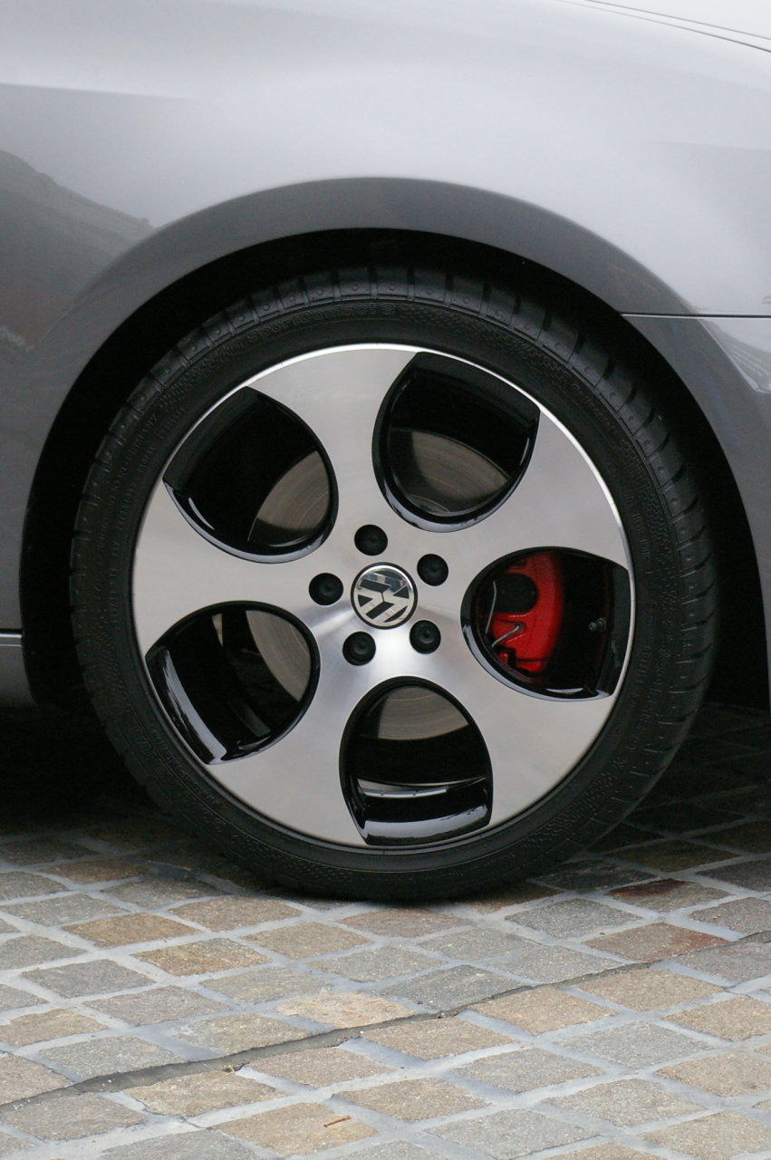 Volkswagen GTI wheels #1