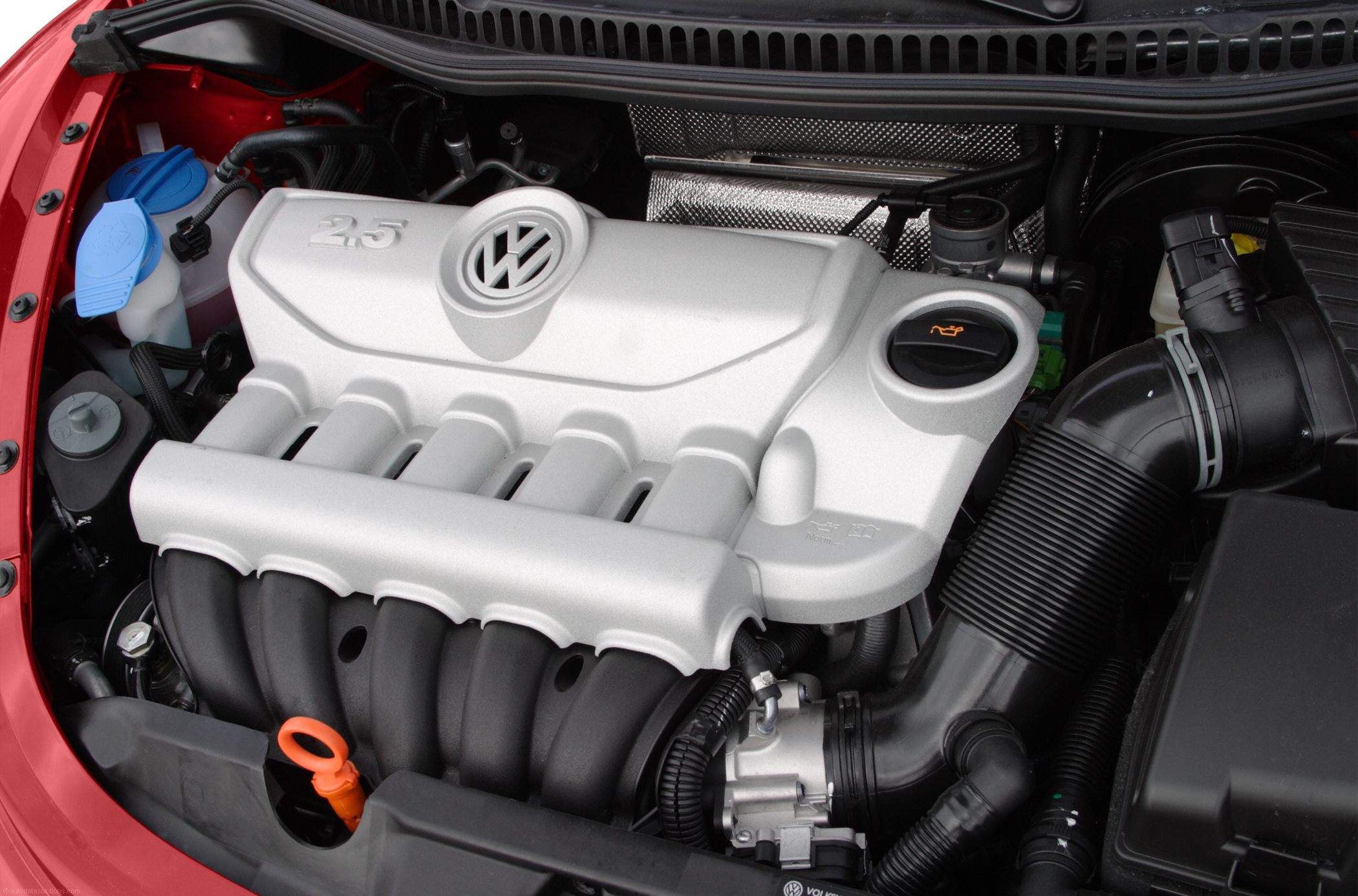 Volkswagen New Beetle engine #3