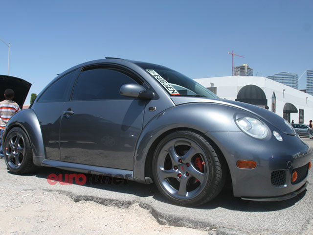 Volkswagen New Beetle wheels #1