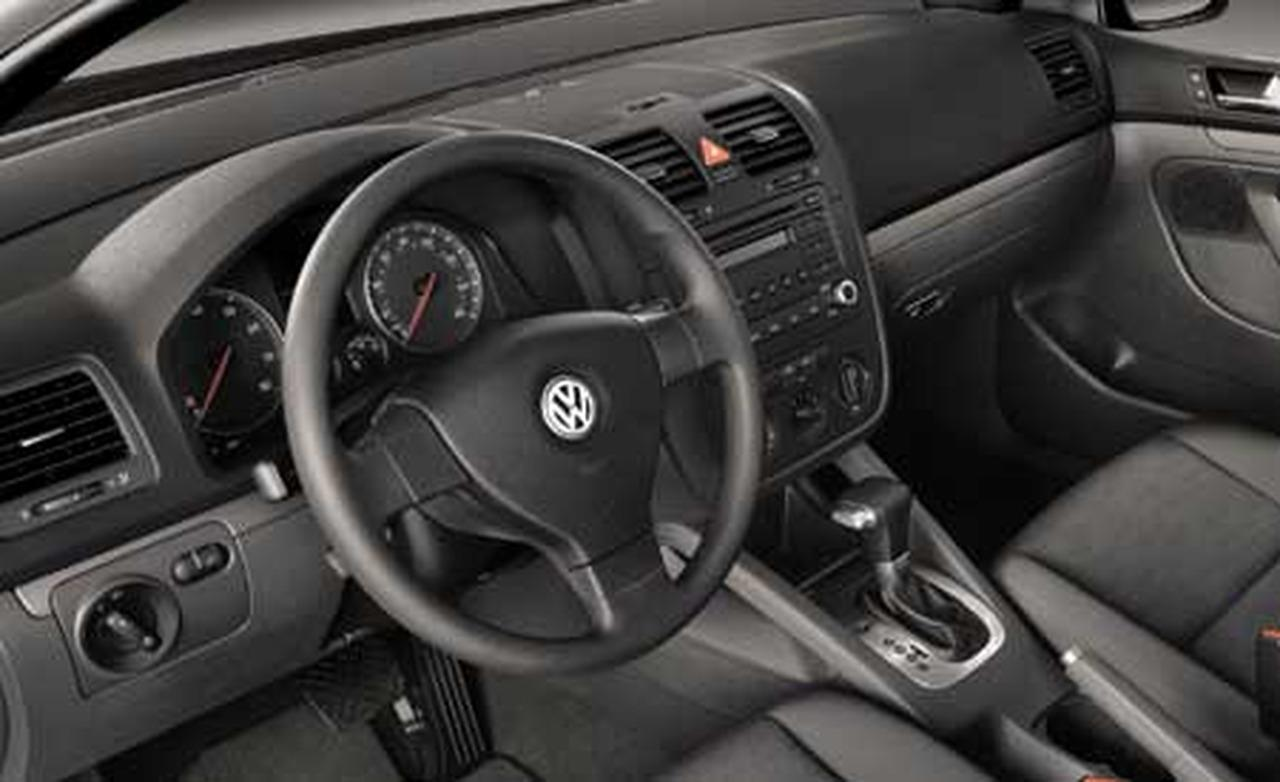 Volkswagen Rabbit interior #2