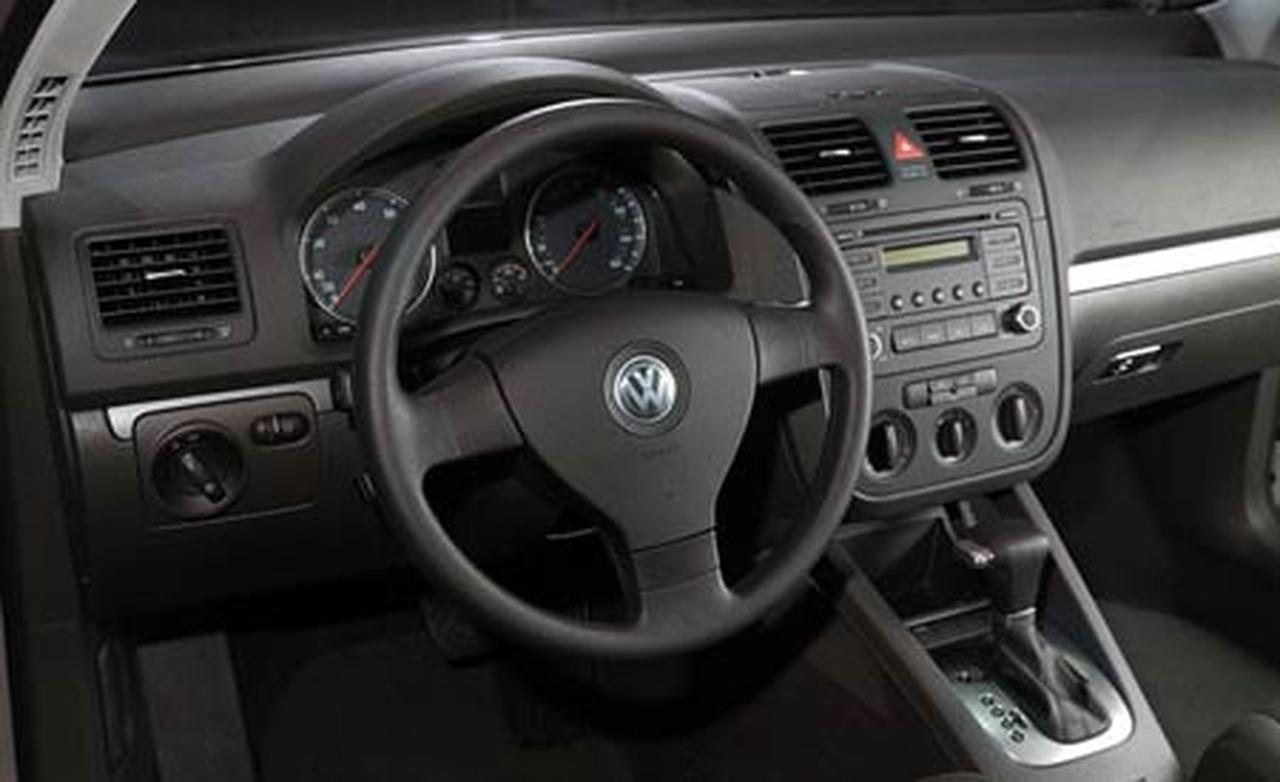 Volkswagen Rabbit interior #4