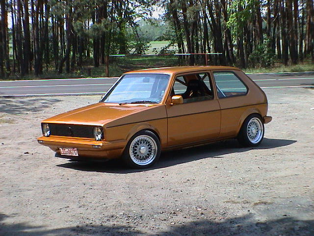 Volkswagen Rabbit #1