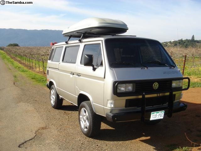 Volkswagen Vanagon wheels #2