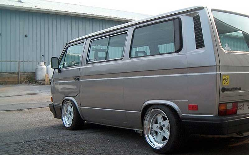 Volkswagen Vanagon wheels #3
