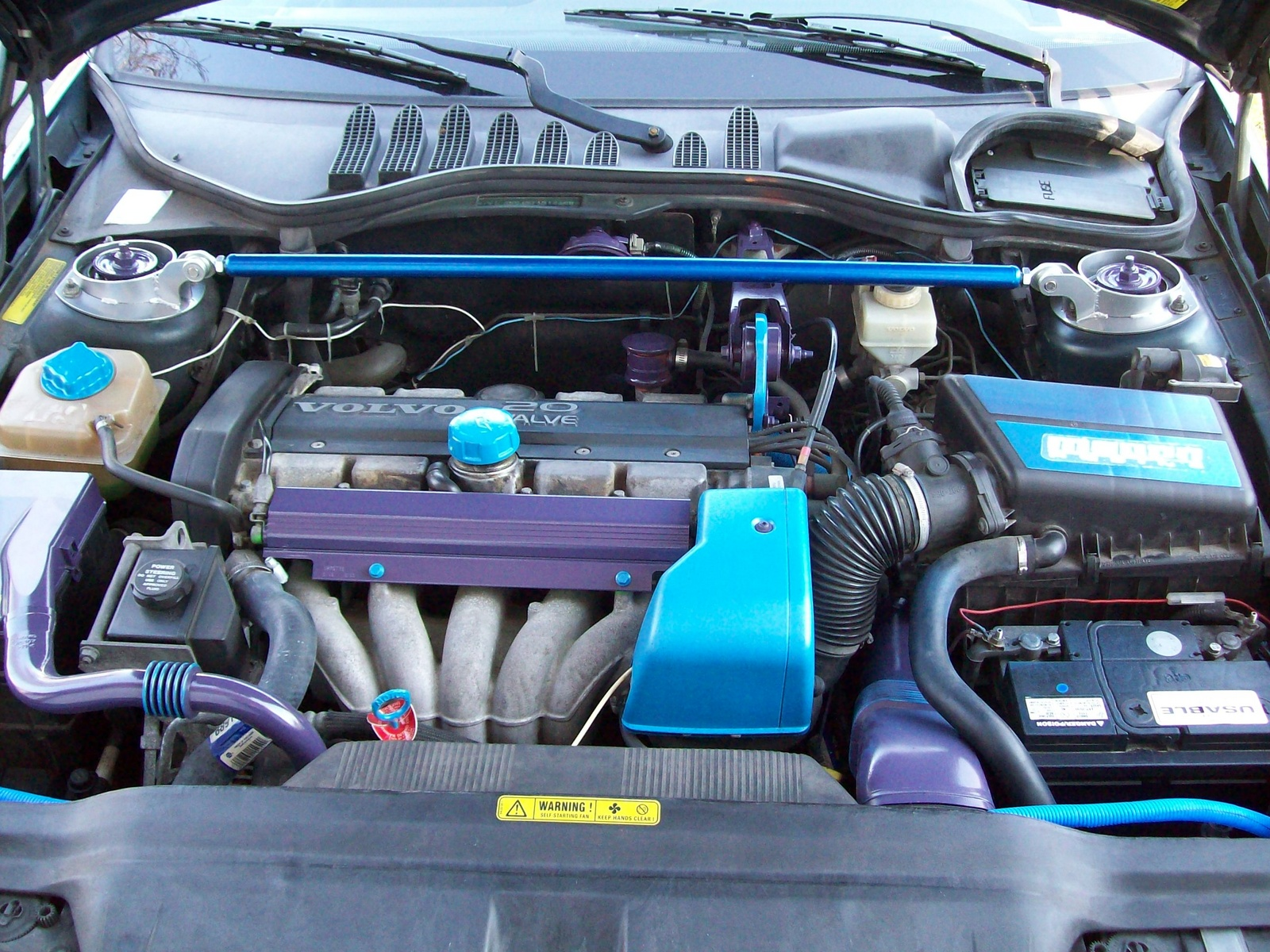 Volvo 850 engine #4