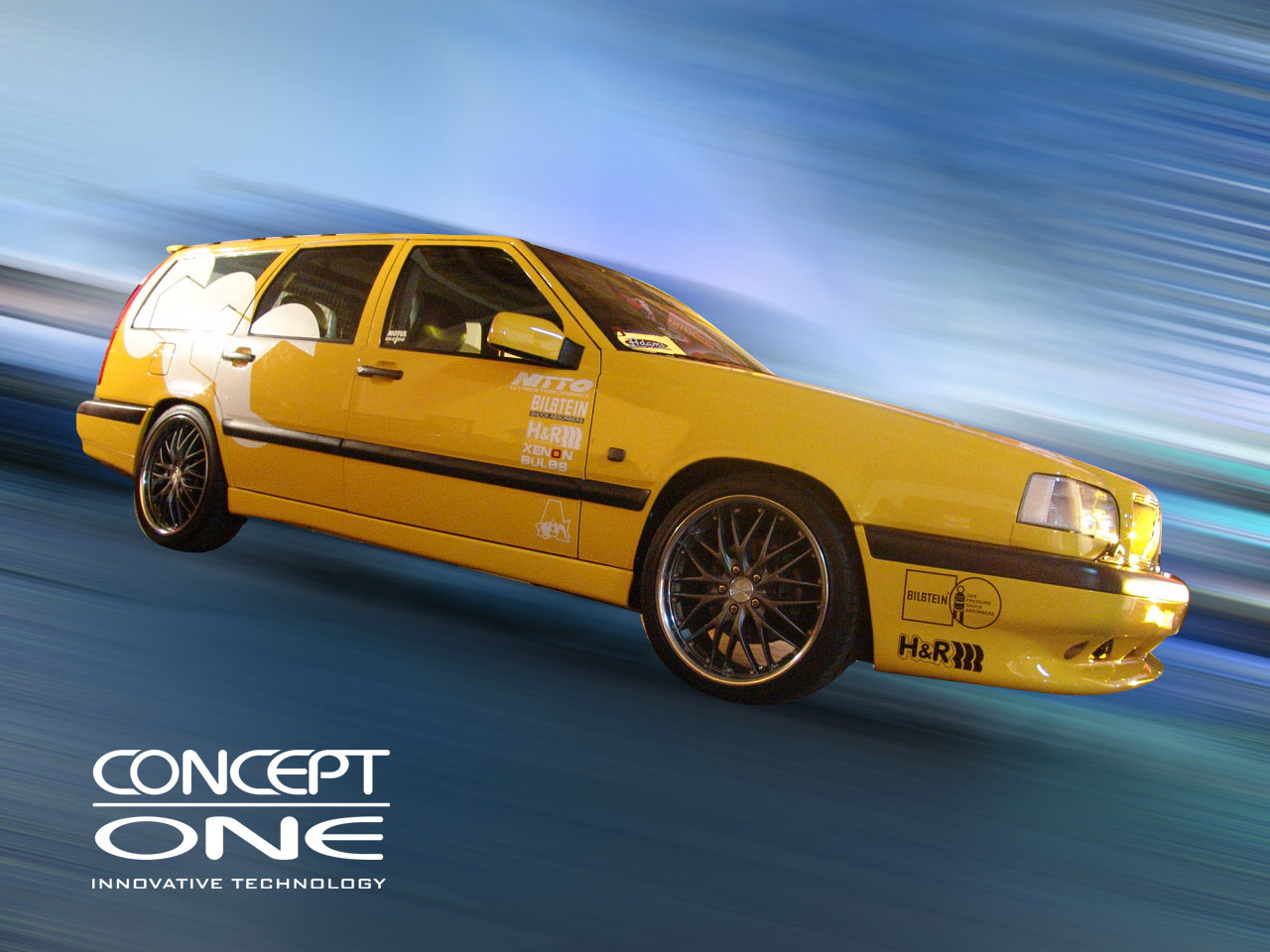 Volvo 850 wheels #3