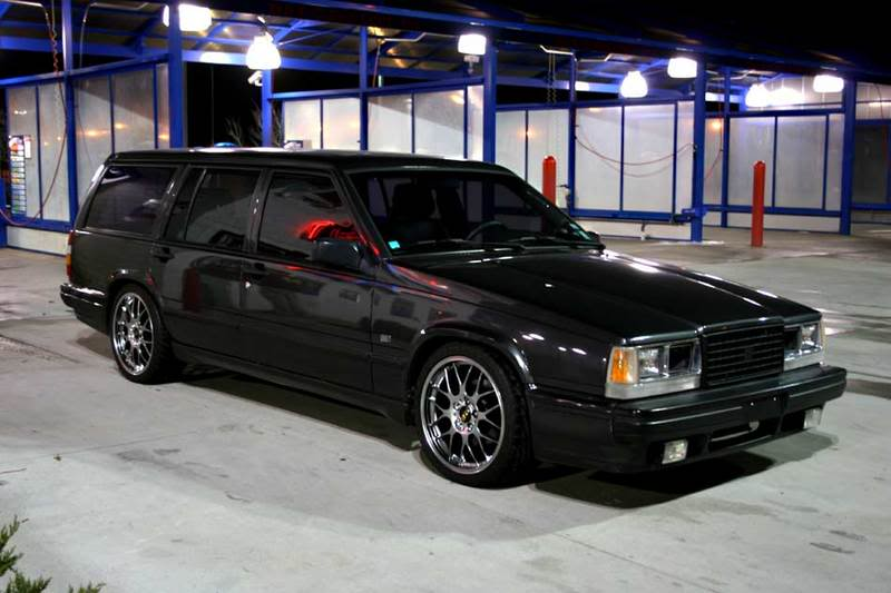 Volvo 960 wheels #2