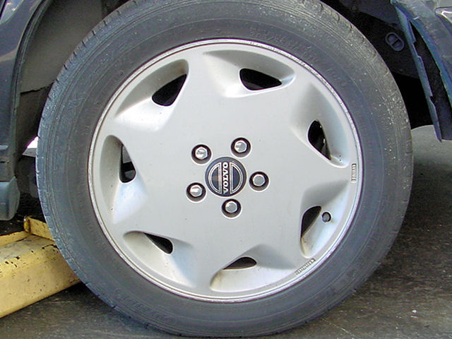 Volvo 960 wheels #4
