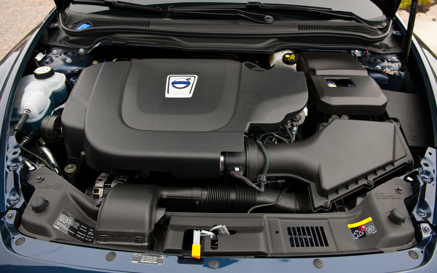 Volvo C70 engine #3
