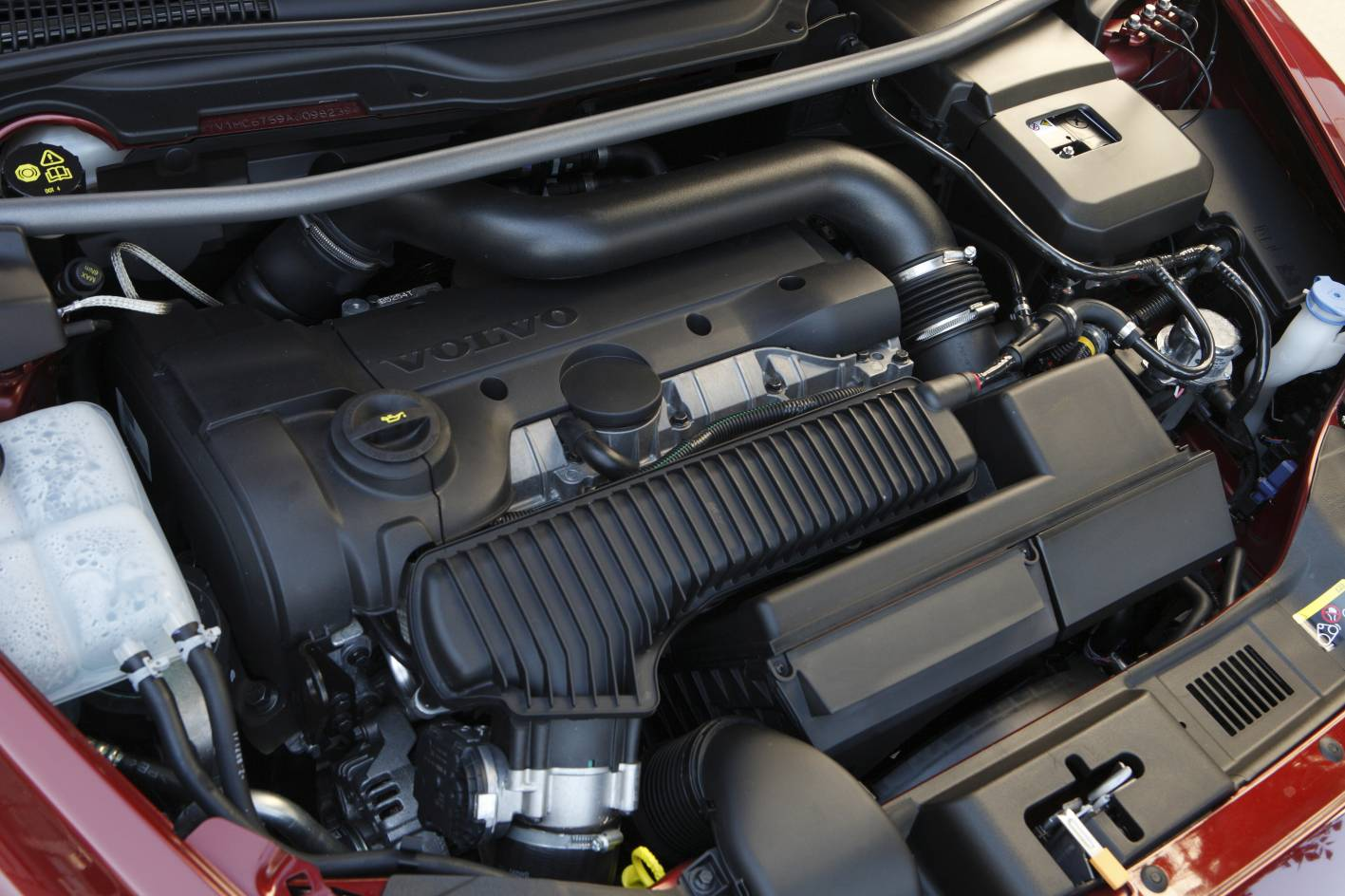Volvo C70 engine #4