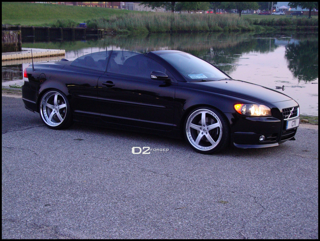 Volvo C70 wheels #1