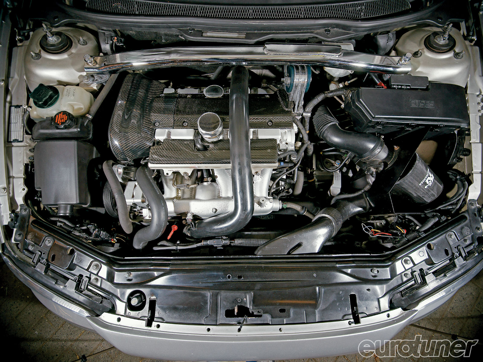 Volvo S60 engine #2
