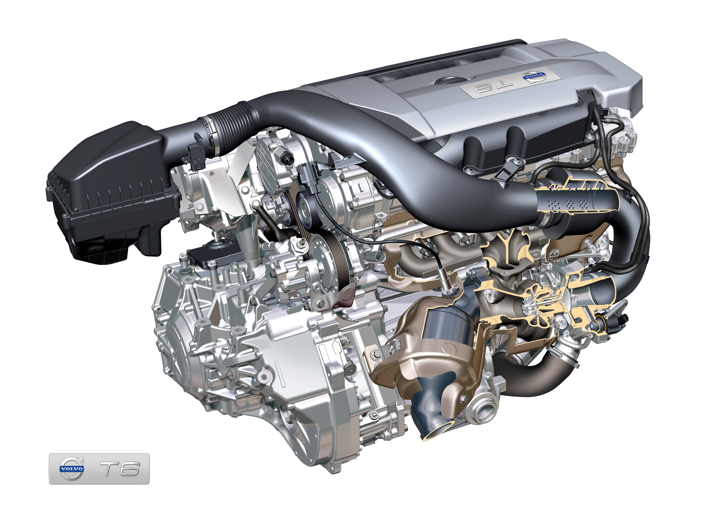 Volvo S60 engine #4