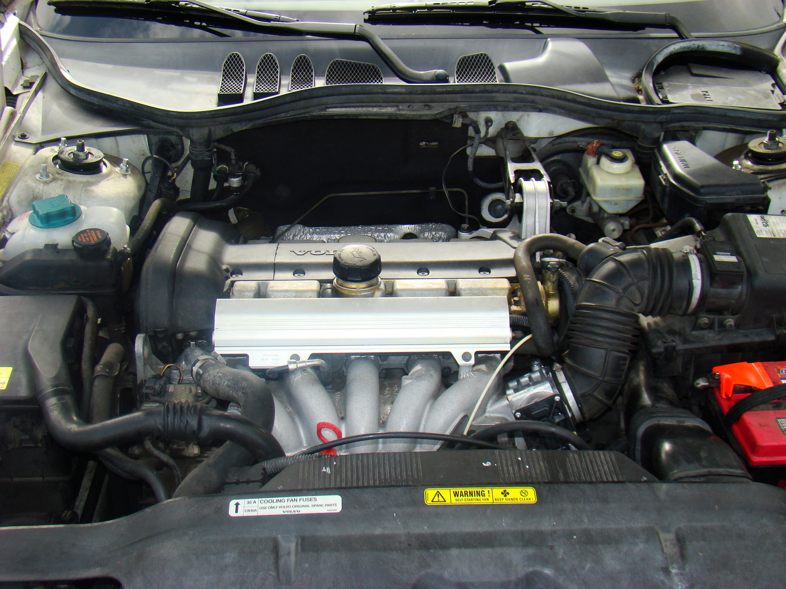 Volvo S70 engine #3