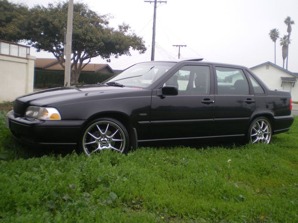 Volvo S70 wheels #1