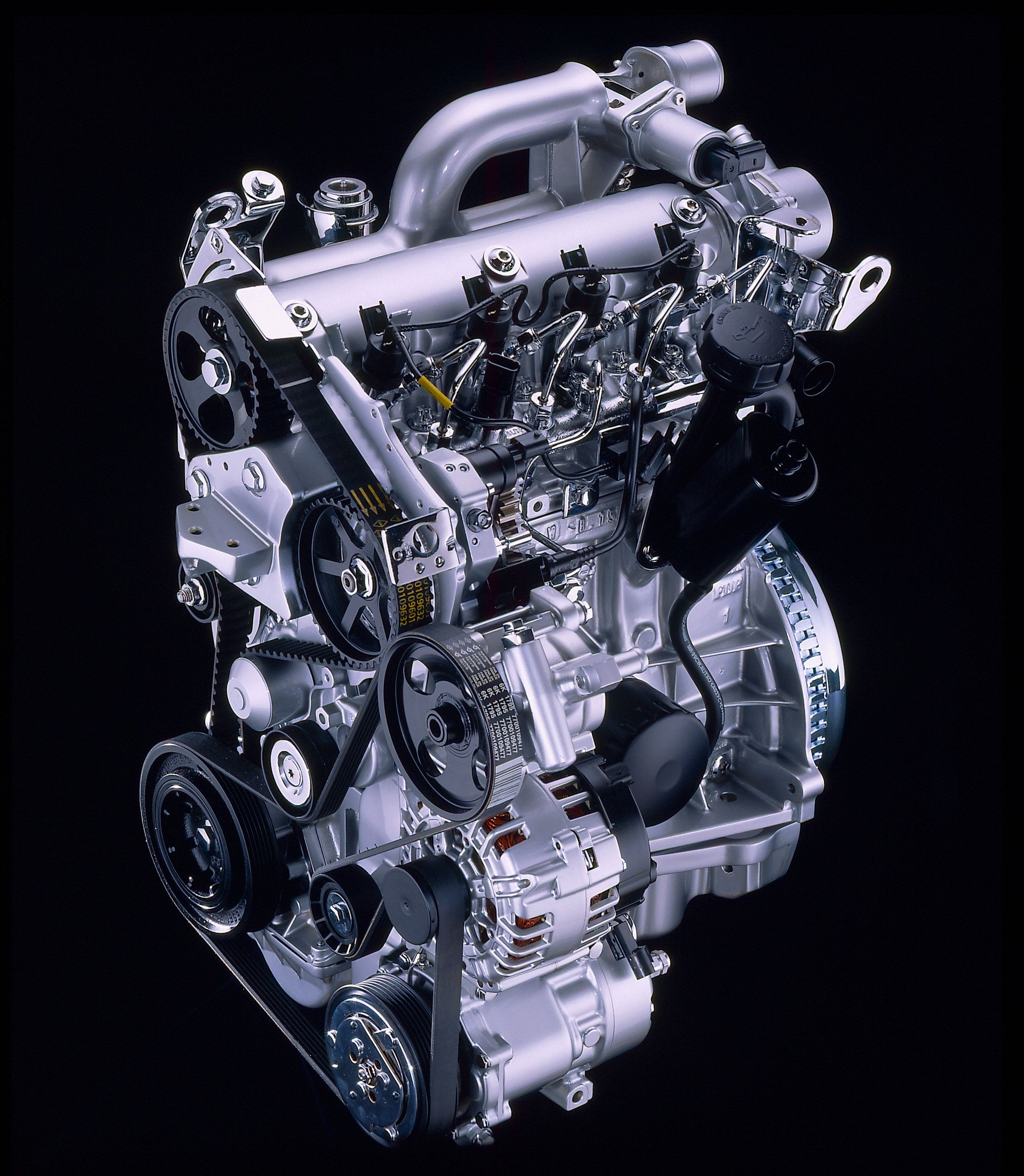 Volvo V40 engine #1