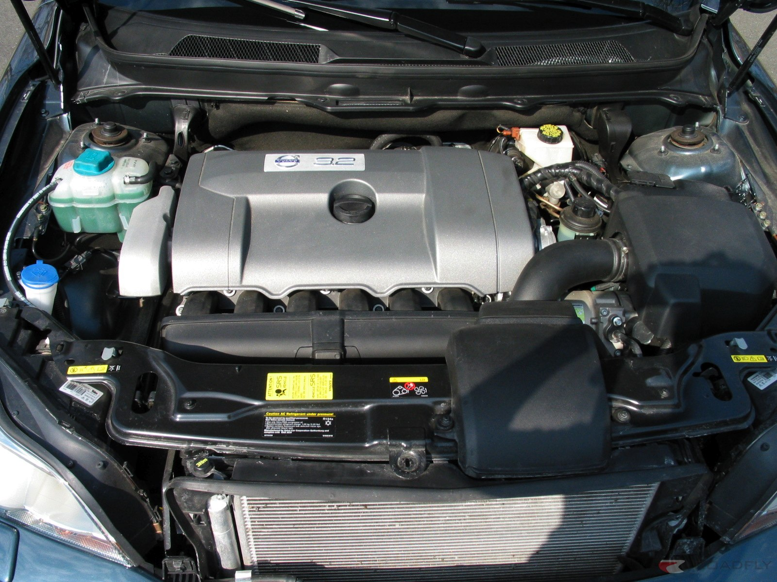 Volvo XC engine #2