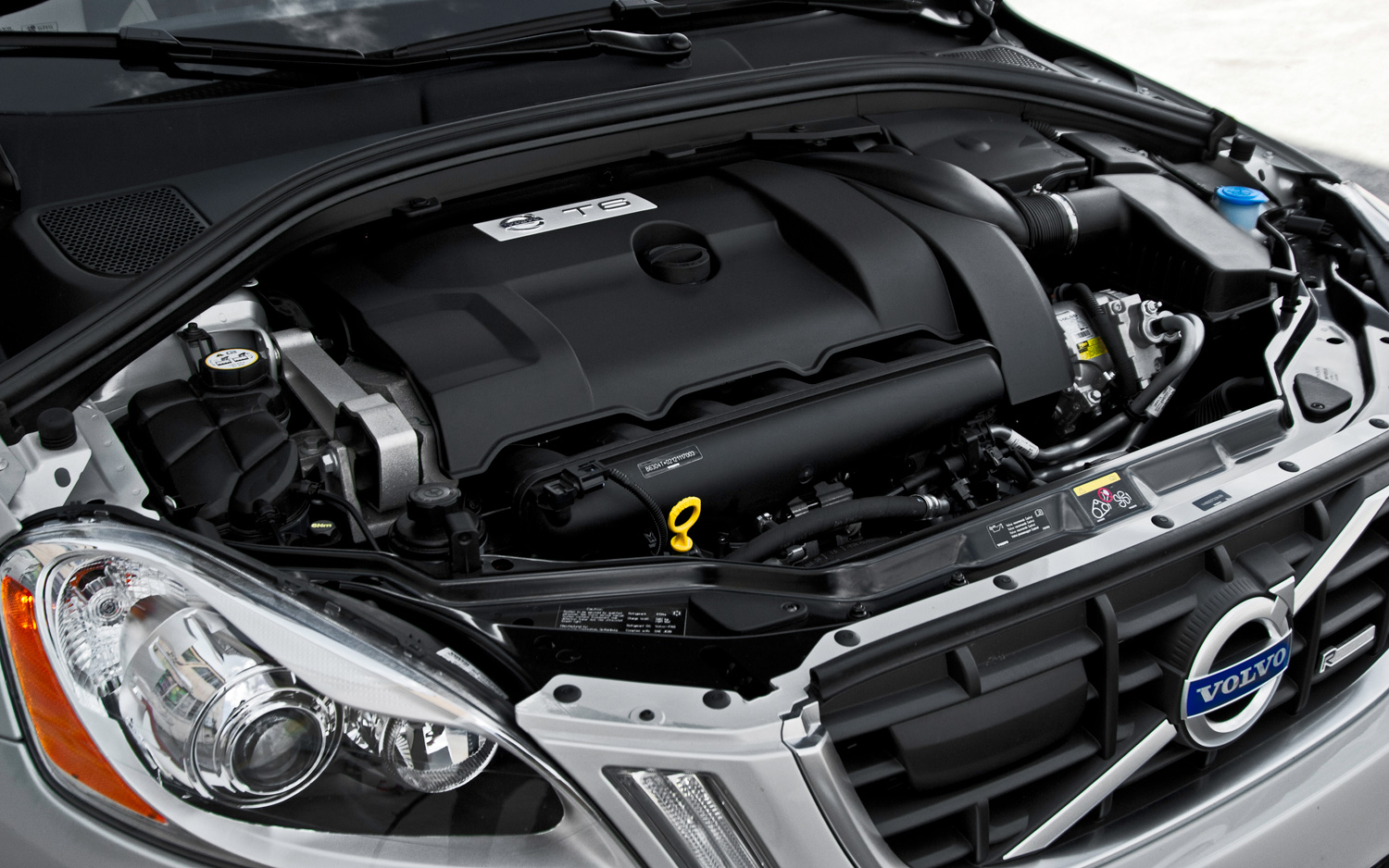 Volvo XC60 engine #3